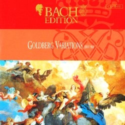 Bach Edition, Goldberg Variations
